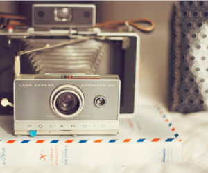 camera, retro, and style image