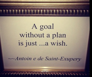 quotes, goals, and wish image