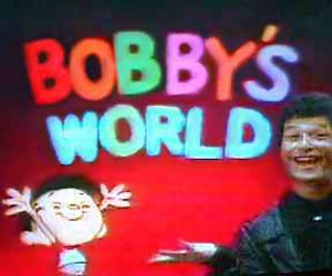 90s and bobby's world image