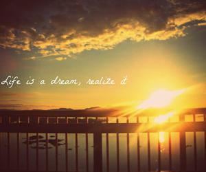 dreams, quote, and photography image
