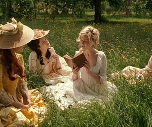 marie antoinette, Kirsten Dunst, and friends image