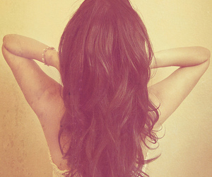 hair, girl, and gorgeous image