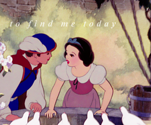 snow white, disney, and fairy tale image