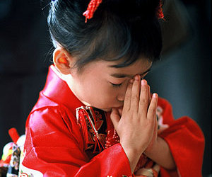 japan and child image