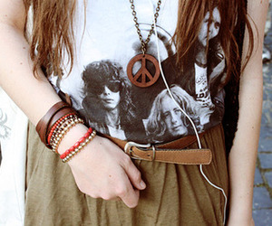 hippie and vintage image