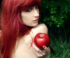 red hair and redhead image