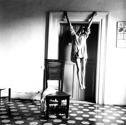 girl, crucify, and black and white image