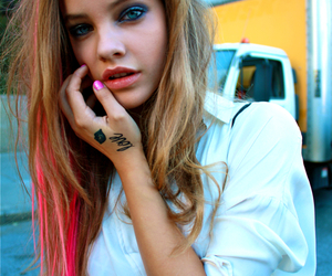 barbara palvin, model, and hair image