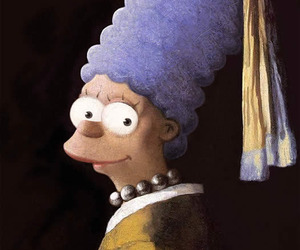 marge simpson and simpsons image