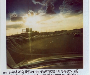 death cab for cutie, polaroid, and quote image