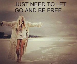 beach, breathe, and let go image