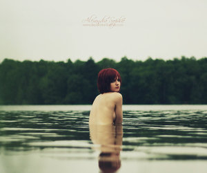 deviant art, girl, and photography image