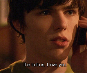 I Love You, skins, and love image