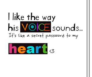 heart, password, and love image