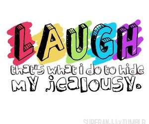 laugh and typo image