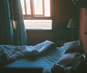 beautiful and bed image