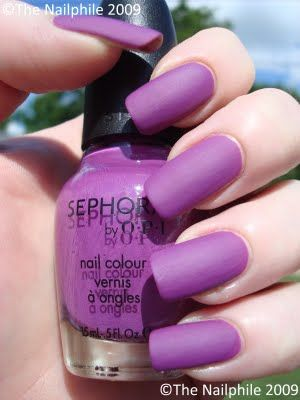 New Trend Matte nail polish hit or miss photo 366d69353 page 17 ...