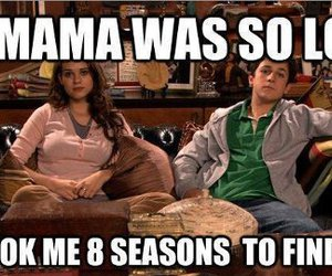 funny, how i met your mother, and lost image