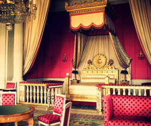 bed, french, and marie antoinette image
