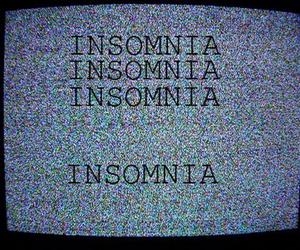 insomnia, tv, and sleep image