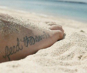 beach, soul, and beautiful image