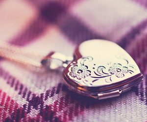 heart and locket image