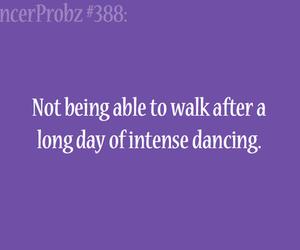 ballet, dance, and dancer problems image