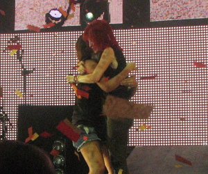 fan, paramore, and hayley williams image