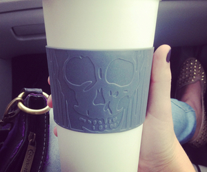 skull and cup image