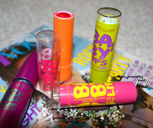 amazing, mascara, and baby lips image