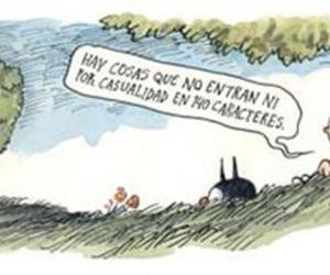 comic, liniers, and twitter image