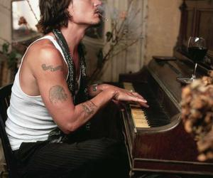 beautiful, love, and johnny depp image