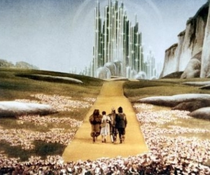 Oz, Wizard of oz, and esmerald city image