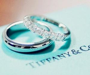 ring, rings, and tiffany image