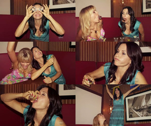 cougar town and courteney cox arquette image