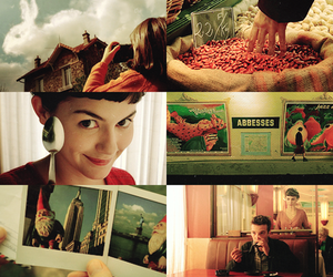 movie, amelie, and amelie poulain image