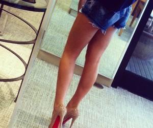 ;), feet, and glamorous image