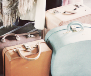 bags, luggage, and packing image