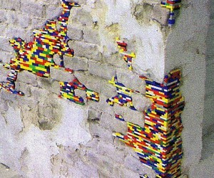 lego and wall image