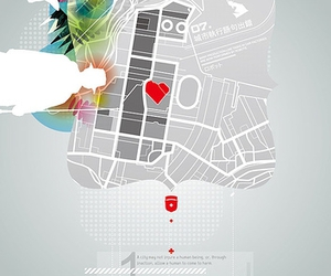 beijing, design, and map image