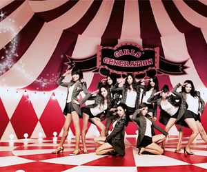 genie, kpop, and snsd image