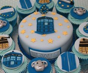 cupcake and doctor who image