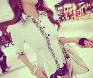 style, cute, and fashion image