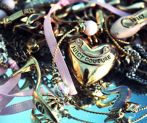 fashion, juicy couture, and heart image