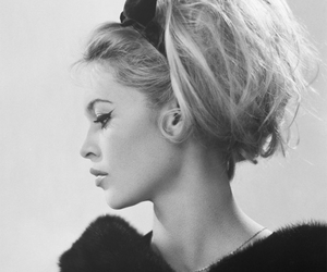brigitte bardot, hair, and sixties image