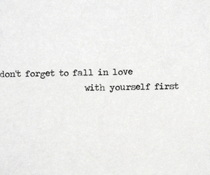love, lovely, and quote image