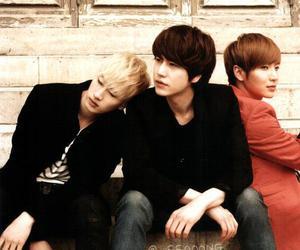 super junior, kyuhyun, and Leeteuk image