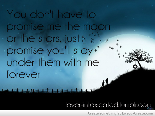 Quotes About Stars And Love Cool Stars And Moon Uploaded By LiveLuvCreate On We Heart It
