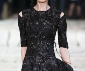 fashion, mcqueen, and s s 2011 image