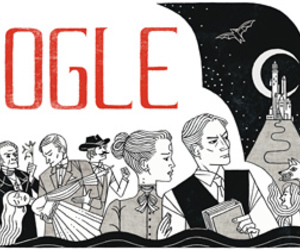 google, bram stoker, and Dracula image